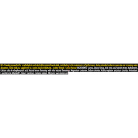 Isostar Hydrate & Perform Tub 400g, Lemon